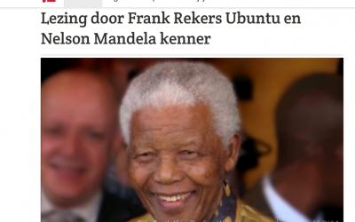 Lezing Ubuntu door Frank Rekers